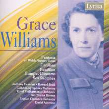 Grace Williams (1906-1977): Orchesterwerke, CD