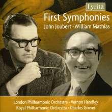 John Joubert (1927-2019): Symphonie Nr.1, CD