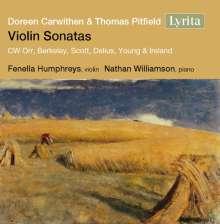 Fenella Humphreys - Violin Sonatas, CD