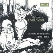 Cyril Scott (1879-1970): Lieder, CD