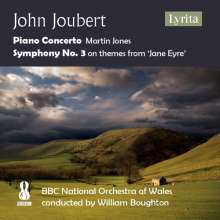 John Joubert (1927-2019): Symphonie Nr.3, CD