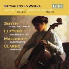 Lionel Handy - British Cello Works, CD