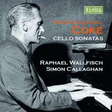 Roger Sacheverell Coke (1912-1972): Cellosonaten Nr.1-3 (d-moll,C-Dur,a-moll), CD