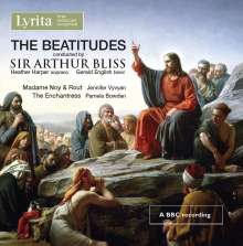 Arthur Bliss (1891-1975): The Beatitudes, CD