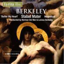 Lennox Berkeley (1903-1989): Stabat Mater, CD