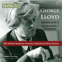 George Lloyd (1913-1998): Symphonien Nr.6 & 7, CD