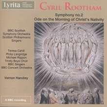 Cyril Rootham (1875-1938): Symphonie Nr.2, 2 CDs