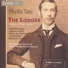 Phyllis Tate (1911-1987): The Lodger, 2 CDs