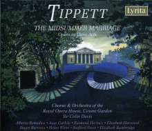 Michael Tippett (1905-1998): The Midsummer Marriage, 2 CDs