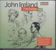 John Ireland (1879-1962): Lieder, 3 CDs