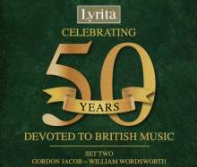 Celebrating 50 Years - Devoted to British Music Vol.2, 4 CDs