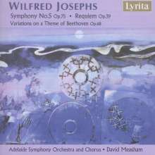 Wilfred Josephs (1927-1997): Symphonie Nr.5, 2 CDs
