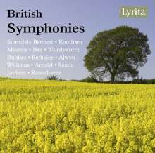 British Symphonies, 4 CDs