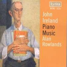 John Ireland (1879-1962): Klavierwerke, 3 CDs