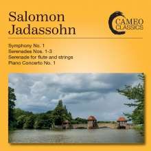 Salomon Jadassohn (1831-1902): Symphonie Nr.1, 2 CDs