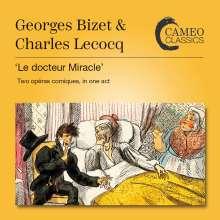 Charles Lecocq (1832-1918): Le Docteur Miracle, 2 CDs