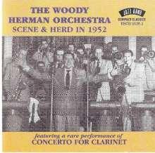 Woody Herman (1913-1987): Scene & Herd In 1952, CD