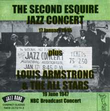 Second Esquire Jazz Conce, 2 CDs