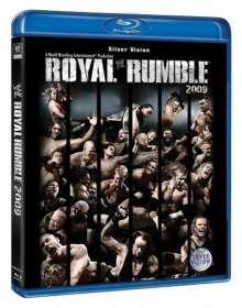 WWE-Royal Rumble 2009 (Blu-R, Blu-ray Disc