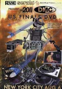 2011 Dmc Us Finals: 2011 Dmc Us Finals, DVD