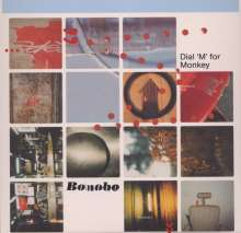 Bonobo (Simon Green): Dial M For Monkey, CD