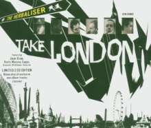 The Herbaliser: Take London - Limited Edition, 2 CDs