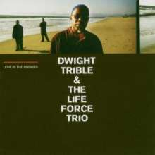Dwight Trible & The Life Force Trio: Love Is The Answer, 2 CDs