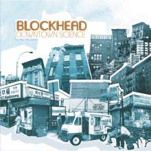 Blockhead: Downtown Science, 2 LPs