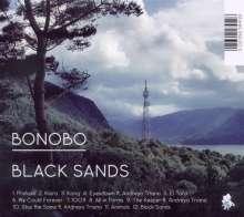 Bonobo (Simon Green): Black Sands, CD