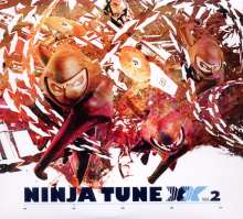 Ninja Tune XX Vol. 2, 2 CDs
