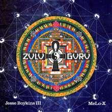 Jesse Boykins III & MeLo-X: Zulu Guru, CD