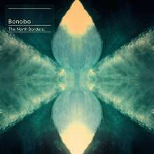 Bonobo (Simon Green): The North Borders, 2 LPs