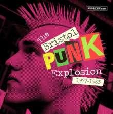 The Bristol Punk Explosion, CD