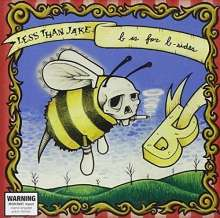Less Than Jake: B Is For B-Sides, CD