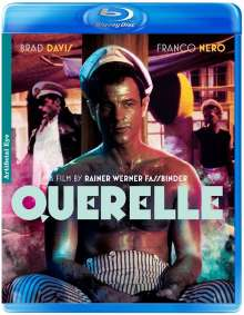 Querelle (Blu-ray) (UK Import mit deutscher Tonspur), Blu-ray Disc