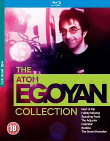 Atom Egoyan Collection (Blu-ray) (UK-Import), 7 Blu-ray Discs