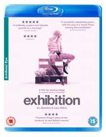 Exhibition (2013) (Blu-ray) (UK-Import), Blu-ray Disc