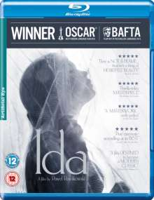 Ida (2013) (Blu-ray) (UK Import), Blu-ray Disc