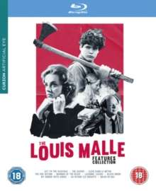 The Louis Malle Collection (Blu-ray) (UK Import), 10 Blu-ray Discs