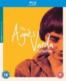 The Agnes Varda Collection (Blu-ray) (UK Import), 8 Blu-ray Discs