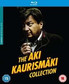 The Aki Kaurismaki Collection (Blu-ray) (UK Import), 10 Blu-ray Discs