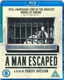 A Man Escaped (1956) (Blu-ray) (UK Import), Blu-ray Disc