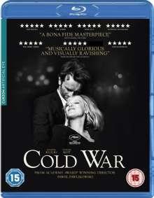 Cold War (2018) (Blu-ray) (UK Import), Blu-ray Disc