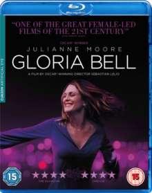 Gloria Bell (2018) (Blu-ray) (UK Import), Blu-ray Disc