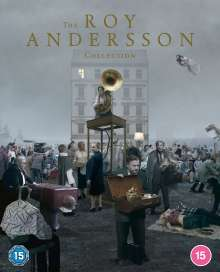 Roy Andersson Collection (Blu-ray) (UK Import), 6 Blu-ray Discs