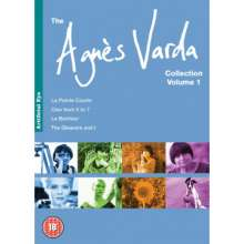 The Agnes Varda Collection Vol.1 (UK Import), 4 DVDs
