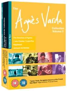 The Agnes Varda Collection Vol.2 (UK Import), 4 DVDs
