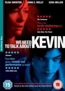 We Need To Talk About Kevin (2011) (UK Import), DVD