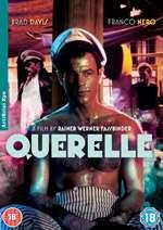 Querelle (1982) (UK-Import mit deutscher Tonspur), DVD