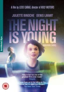 The Night Is Young (Mauvais sang) (1986) (UK Import), DVD